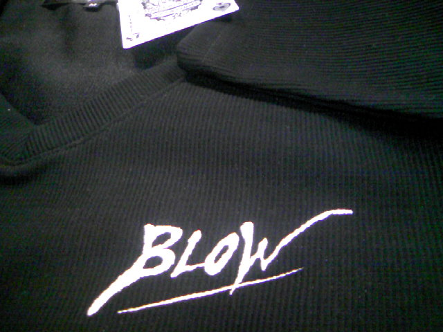 Blow Shifter VネックLS-T 2-3