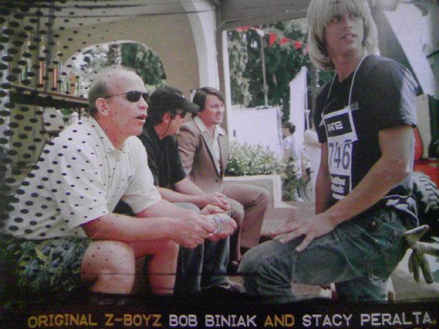 Bob Biniak 1-8