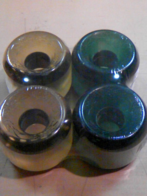 BDS Juju mini-duble Conical wheels 2-2z