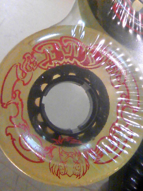 BDS Juju Gus head wheels 2-5z