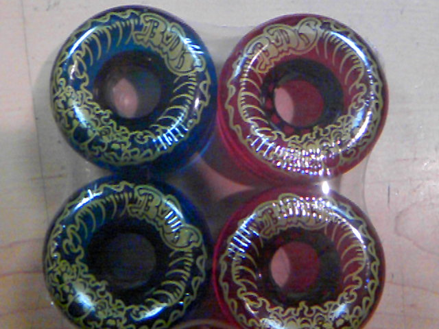 BDS Juju Skull waves wheels 2-6
