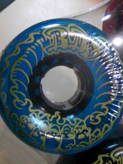 BDS Juju Skull waves wheels 2-7z