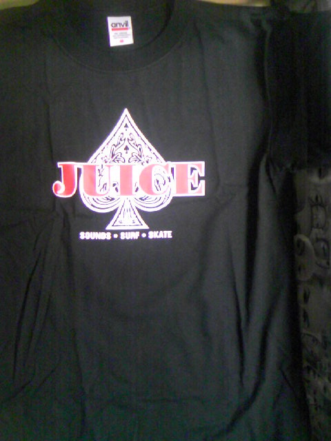 Juice Ace of Spades T 3-1z