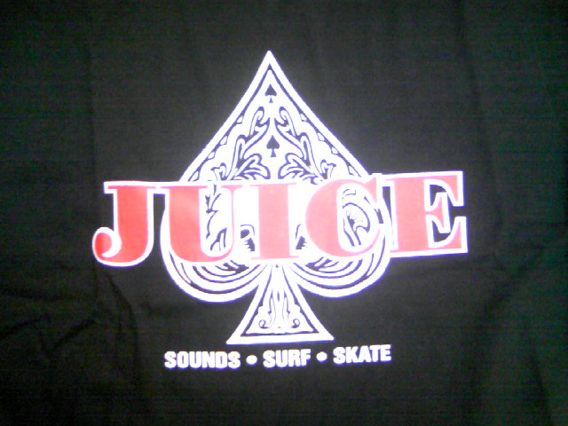 Juice Ace of Spades T 3-2