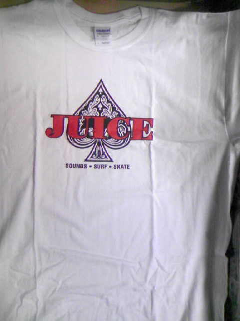 Juice Ace of Spades T 3-3z