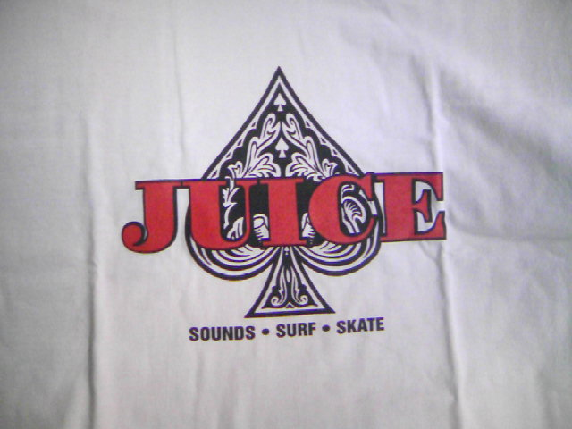 Juice Ace of Spades T 3-4
