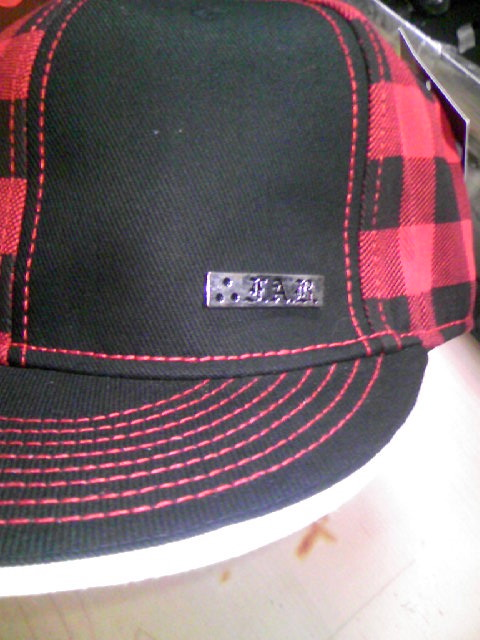 FAB Checked Flex Cap 2-3z