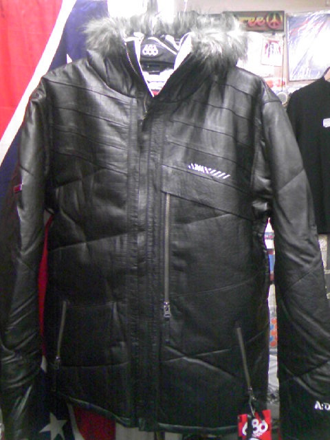 686 Crosshatch レザーJKT 5-1z