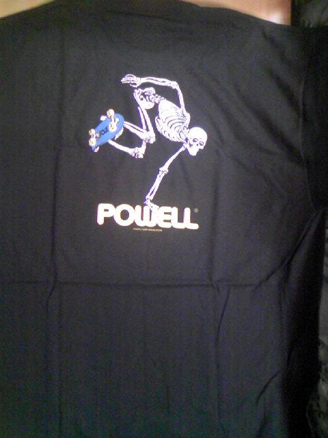Powell SKBD Skulton T 3-3z