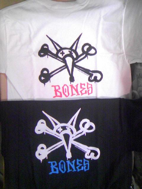 Powell Rat Bones T 5-3z