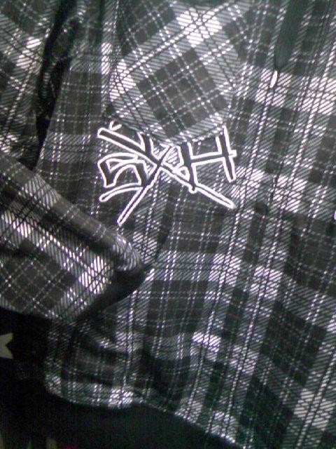 SRH South Sideジップパーカー 2-3z