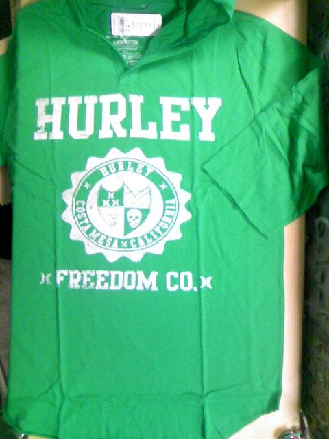 Hurley AmericanaフードT 2-1z