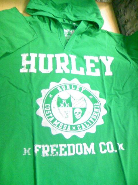 Hurley AmericanaフードT 2-2z