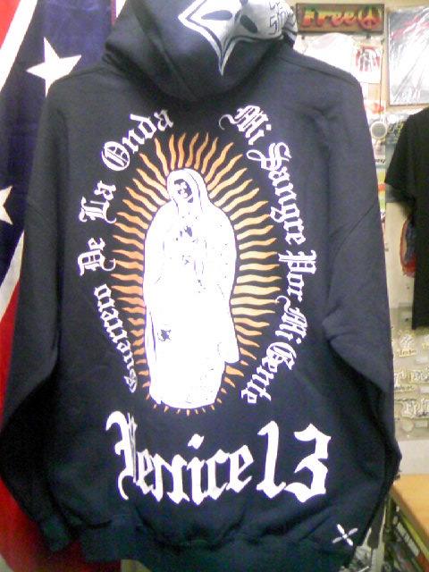 Venice13 The Lordジップパーカー 2-2z