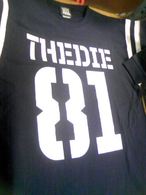 The Die フットボールLS-T 2-1z