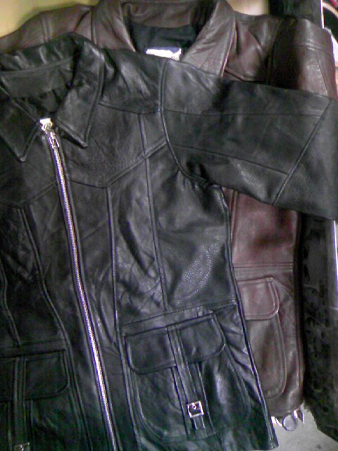 East West Leather Jkt 2-4z