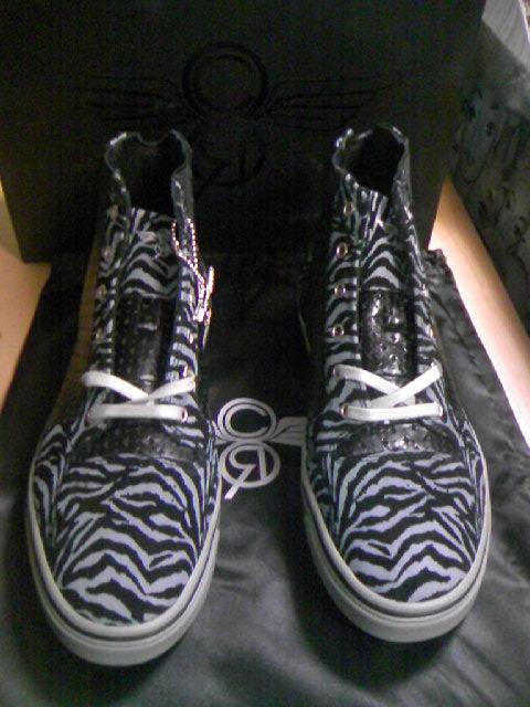 CR8 Ponti B Gunme/Zebra 8-1z