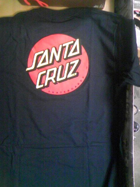 Santa Cruz Classic Dot T 2-2z