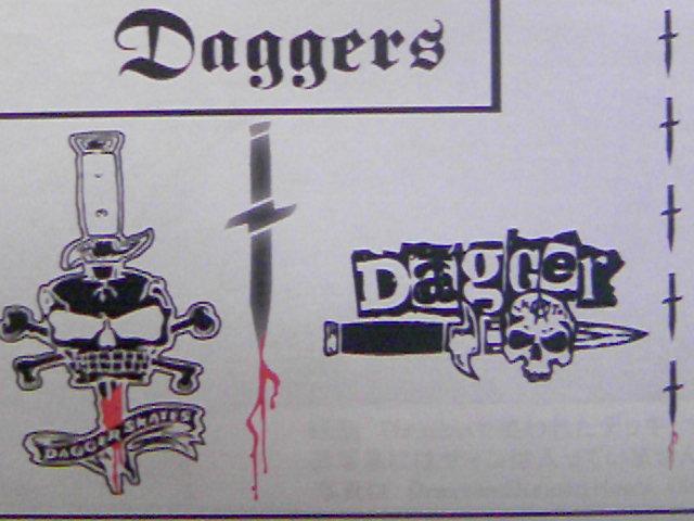 Daggers pop0812-3