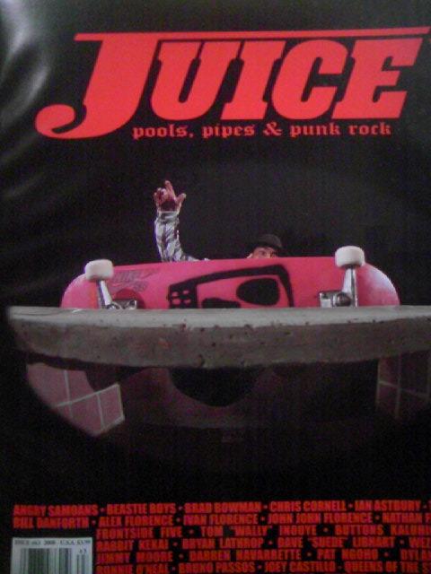 Juice Magzine #63 13-1z