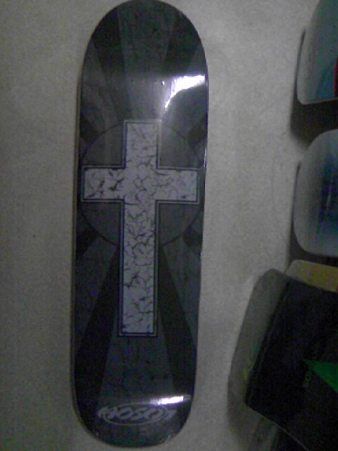 HosoiSk8s Hosoi LTD RisingCross Deck12-2z