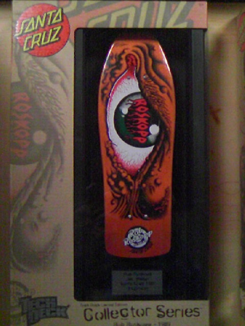 SC Tech Deck Roskopp 4-2z