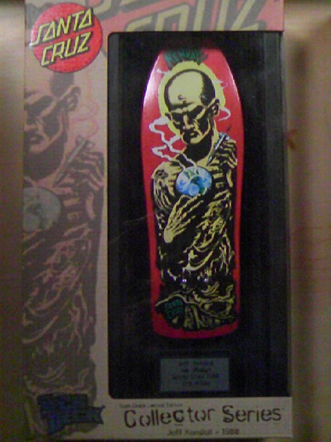 SC Tech Deck Kendall 6-2z
