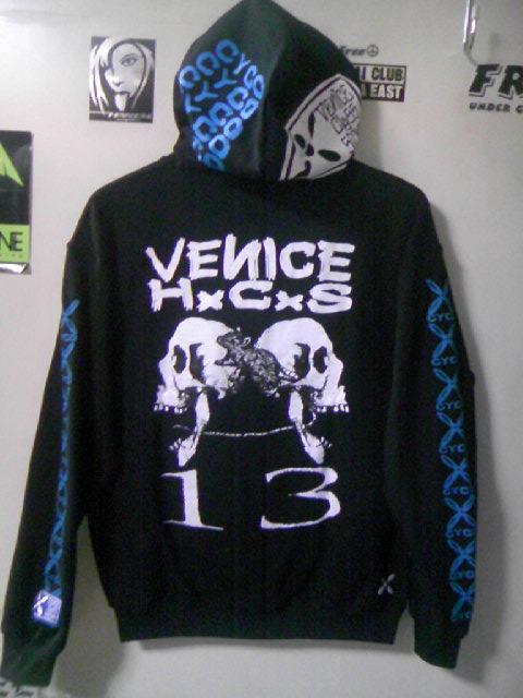 Venice13 C Goblinジップパーカー 5-2z