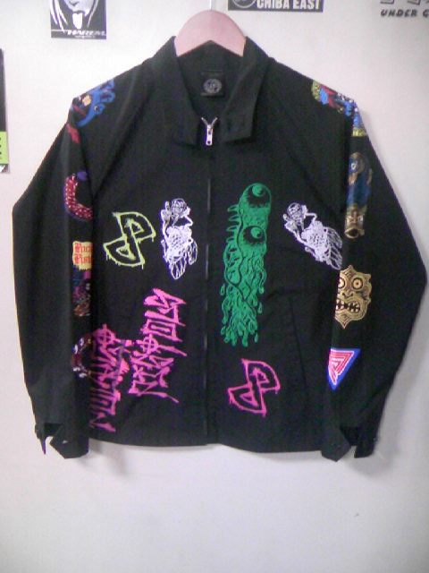 PPS Assort Graphic Jkt 2-1z