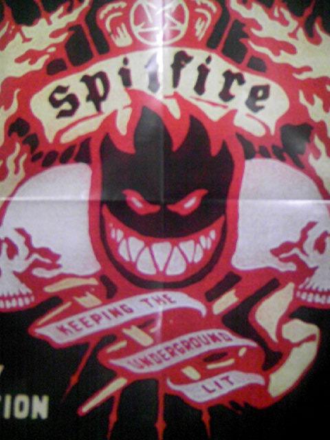 Spitfire pop1-2z