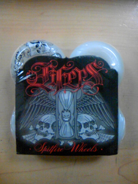 Spitfire Lifer Eric Dressen II Wheel 9-1z