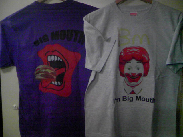 Big Mouth T 6-2