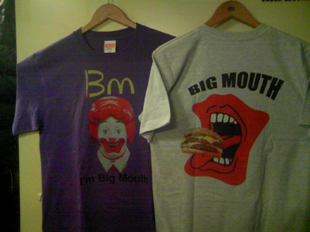 Big Mouth T 6-1