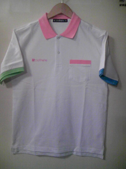 Clothete cspl9019ポロ 5-2z