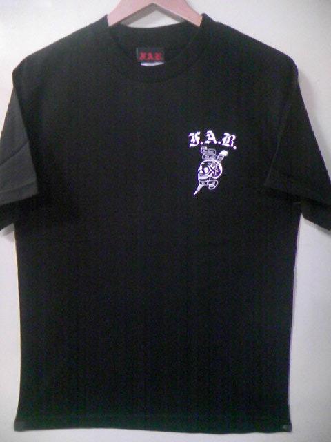 FAB Skull Tatto T 3-1z