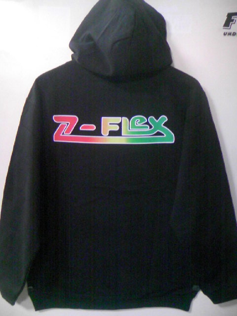 Z-flex Colorblendパーカー 10-2z