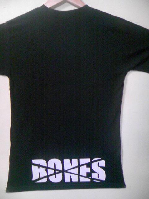 Bones Bold Type T 6-4