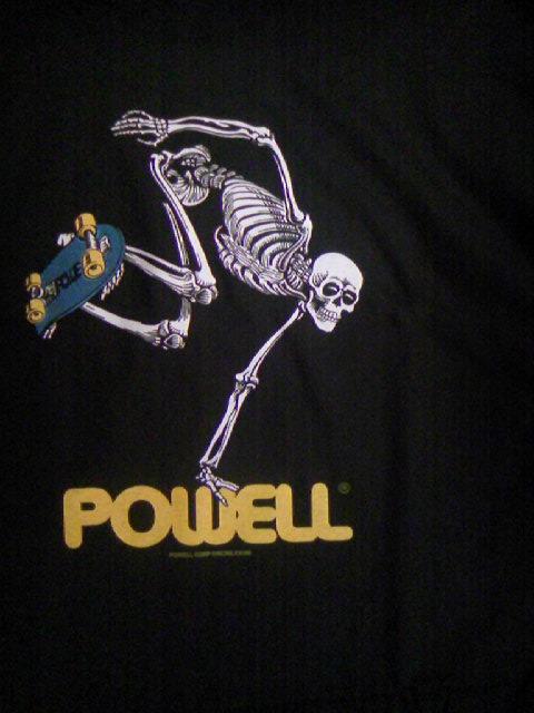 Powell SKBD Skulton T 3-4z