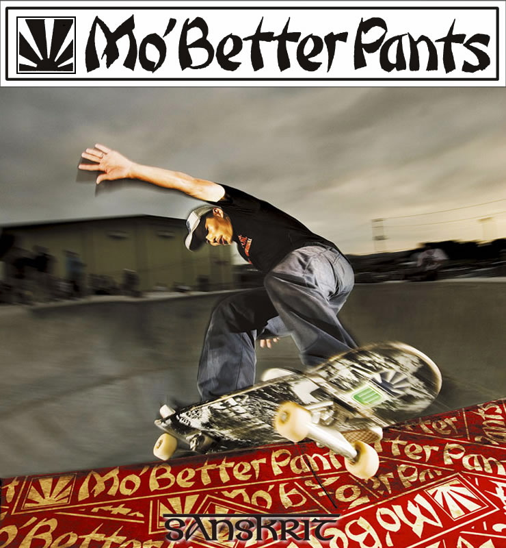 MO`BETTER PANTS POP AZ