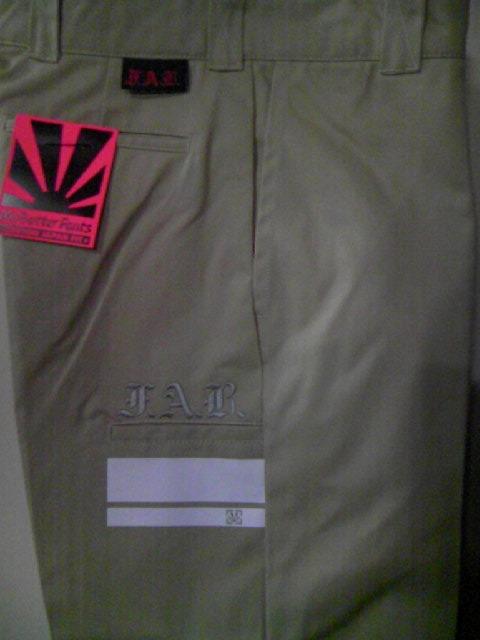 FAB/mo`Better Pantsワークパンツ 1-3