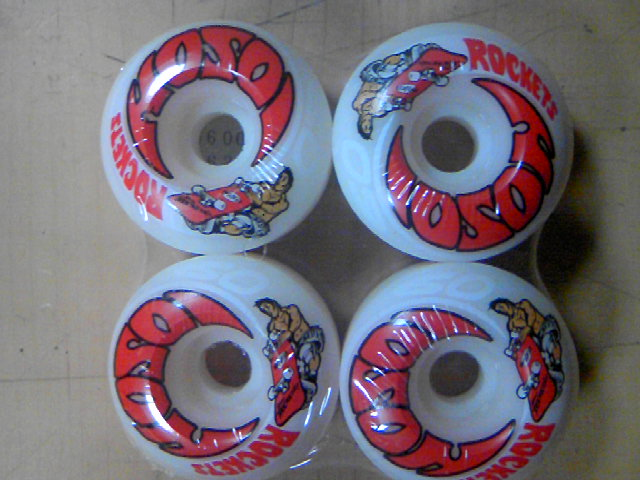 Hosoi Rocket 60mm ウィール 5-1-1