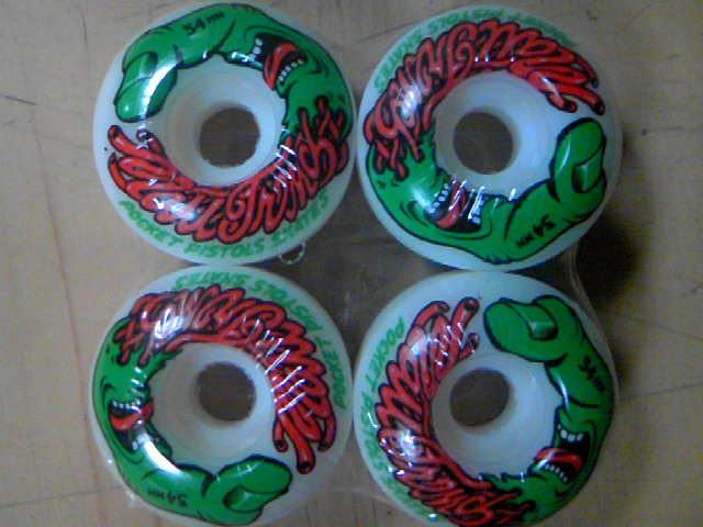 PPS French Finger 54mm ウィール 6-1