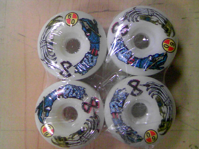 PPS MC Who 60mm ウィール 7-1