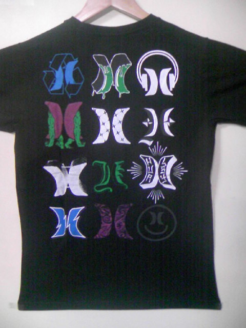 Hurley Icon Mania T 4-2