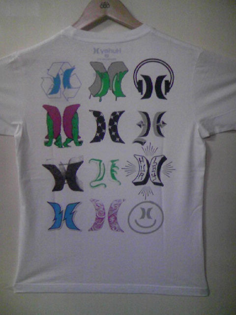 Hurley Icon Mania T 4-4