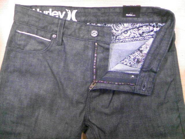 Hurley Tokyo Denim Pants 5-3