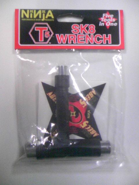 Ninja T-tool 4