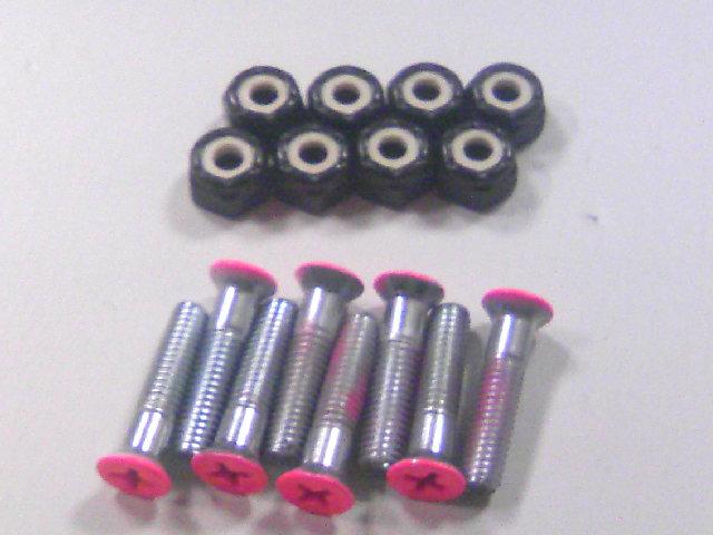 Blownuts 7/8ボルトナット Pink 10