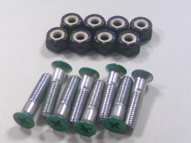 Blownuts 7/8ボルトナット Green 11