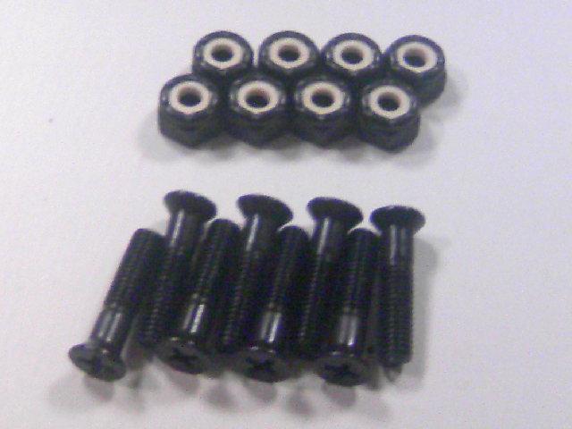 Blownuts 7/8ボルトナット Black 12